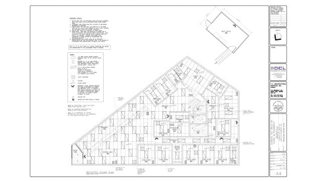 Healthcare building plan image